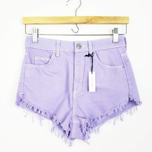 NWT Topshop Kiri Shorts   Sz 2